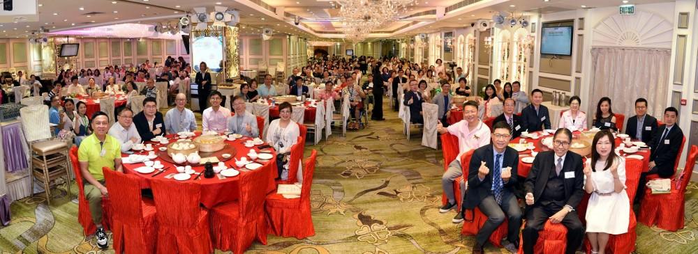 獲邀出席香港再生會28周年會慶
